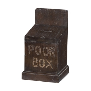 Guildmaster The Poor Box
