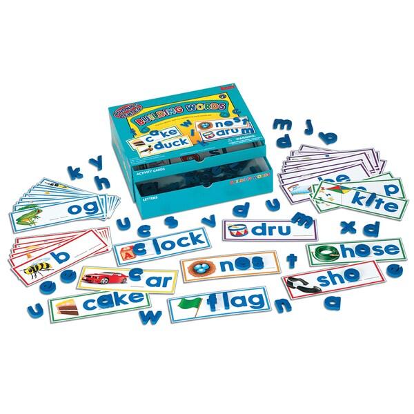 LAURI Educational Phonics Kit Building Words