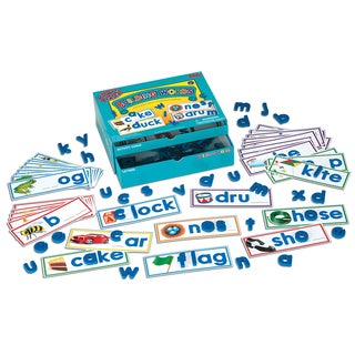 LAURI Educational Phonics Kit Building Words