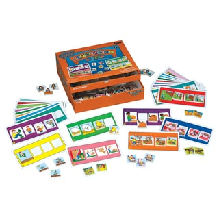 LAURI Educational Kit 4 Step Sequencing