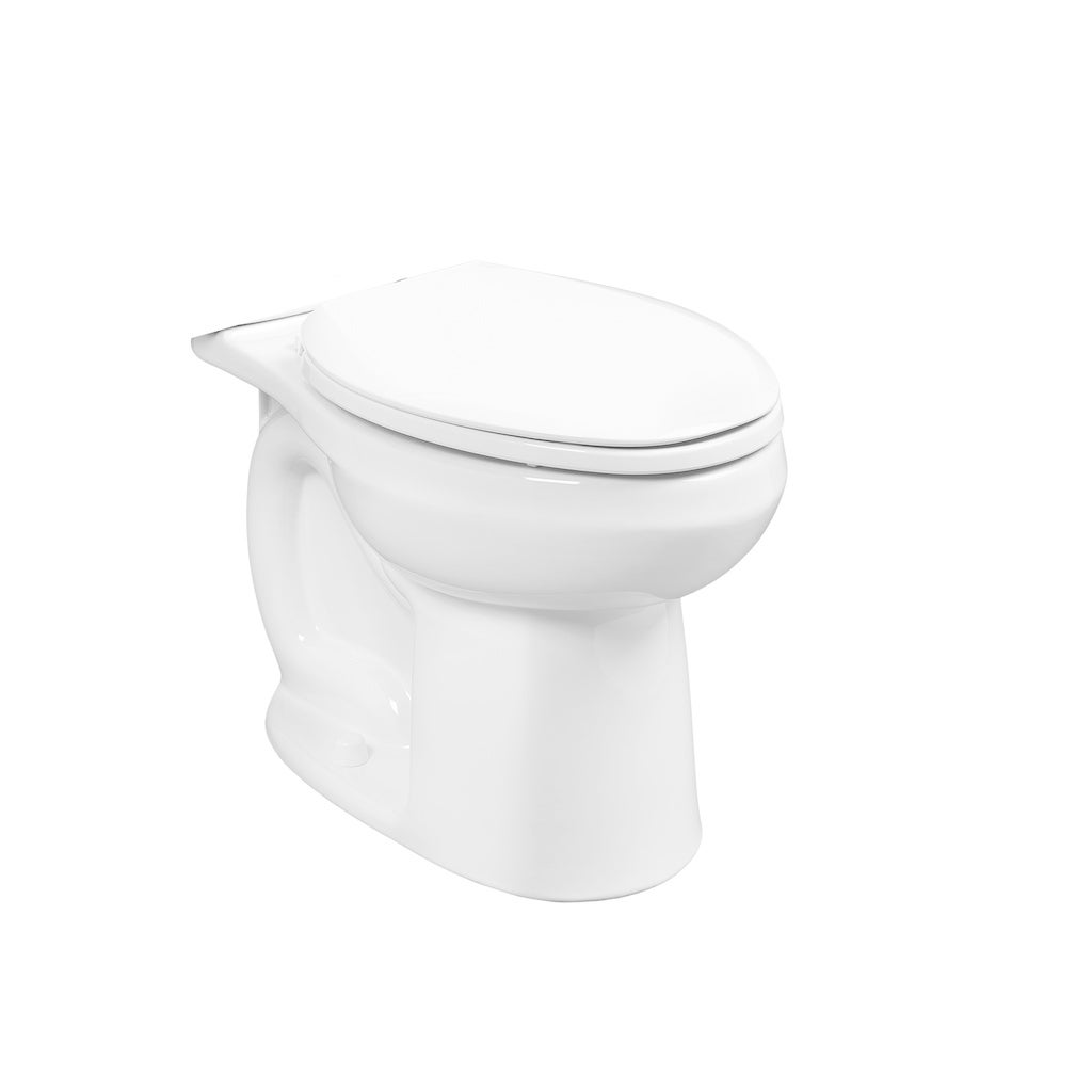 American Standard H2Option Dual Flush Elongated Bowl (White)
