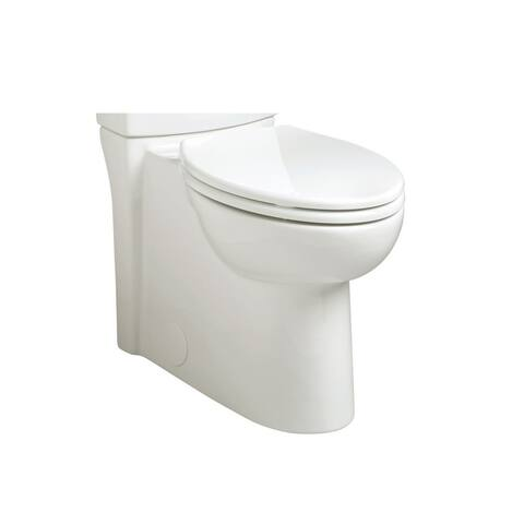 American Standard Right Height Elongated Toilet Bowl 3075.000.020 White