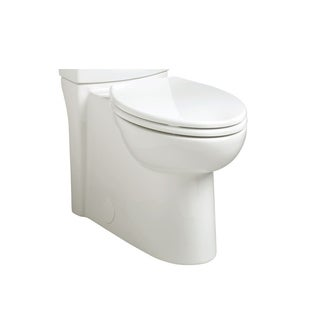 American Standard Cadet 3 White FloWise Concealed Trapway Right Height Elongated Bowl