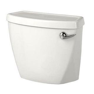 American Standard Baby Devoro White Right Height High-efficiency Toilet Tank