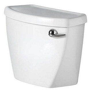 American Standard Cadet White Pro 12-inch Rough-in Tank with Right Height Toilet