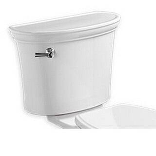 American Standard Heritage White Vormax 12-inch Rough-in High-efficiency Toilet Tank