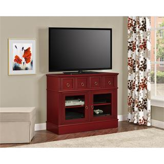 Avenue Greene Ryder Red Apothecary 42-inch TV Console