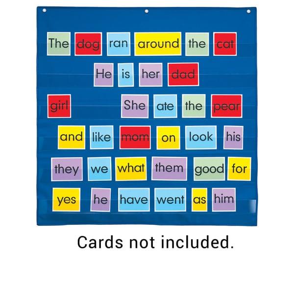 LAURI Pocket Chart Midsize