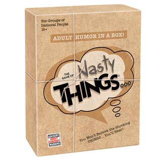 PATCH Nasty Things Board Game