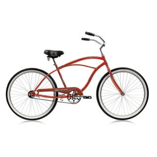 26-inch Male Red Pantera Cruiser