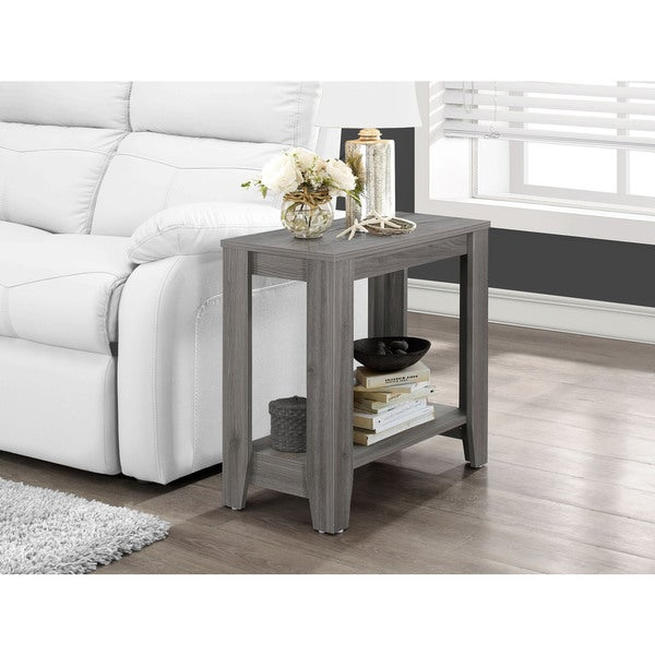 Accent Table Grey Free Shipping Today Overstock Com