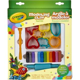 Crayola Modeling Clay Tool Kit
