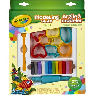 Crayola Modeling Clay Tool Kit