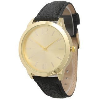 Olivia Pratt Women's Classical Leather Watch