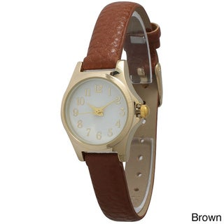 Olivia Pratt Petite Vintage Style Women's Watch