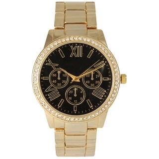 Olivia Pratt Women's Elegant Bracelet Watch