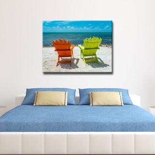 Ready2HangArt Bruce Bain 'Sweet Escape' Canvas Art