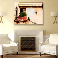 Ready2HangArt Bruce Bain 'Tuscan Architecture III' Canvas Art
