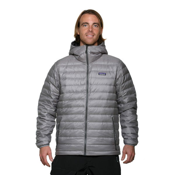 Shop Patagonia Mens Down Sweater Hoody Free Shipping Today