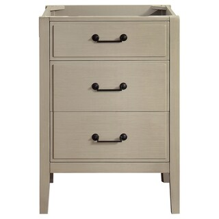 Avanity Delano 24 in. Vanity Only (Option: Taupe - Taupe Finish)