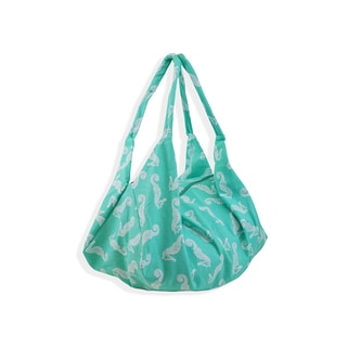 All For Color Sea Horse Hobo Bag
