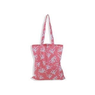 All For Color Sea Coral Carryall Tote Bag