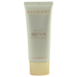 Bvlgari Aqva Divina 2.4-ounce Body Lotion