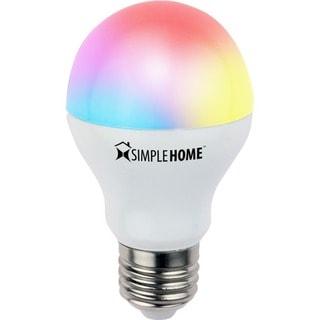 Simple Home Multicolor Smart Wi-Fi LED Bulb