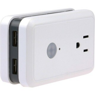 Simple Home Smart Wi-Fi Plug w/ Energy Monitor