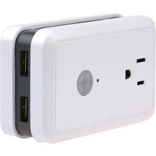 Simple Home Smart Wi-Fi Plug w/ Energy Monitor