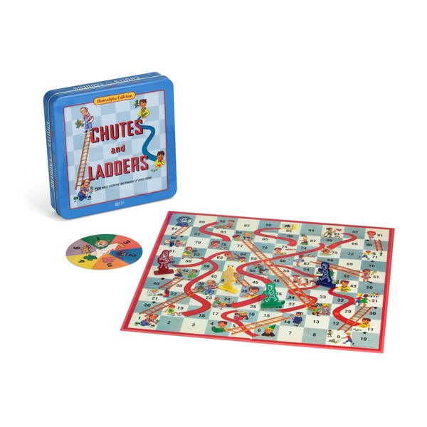 Shop Chutes And Ladders Board Game Nostalgia Edition Game