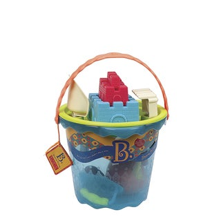 B. Toys B. Shore Thing Beach Bucket Set