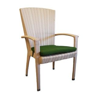 Breeze High Back Armchair Set of 2