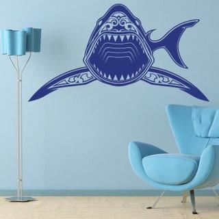 Shark Wall Decal Sticker Mural Vinyl Decor Wall Art