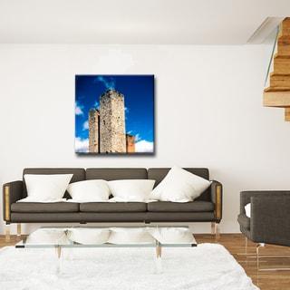 Ready2HangArt Bruce Bain 'Tuscan Architecture VII' Canvas Art