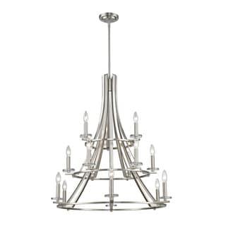 Z-Lite Verona 15-light Chandelier in Bronze