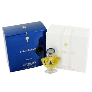 Guerlain Shalimar Women's 0.25-ounce Parfum
