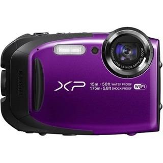 Fujifilm FinePix XP80 Digital Camera (Purple)