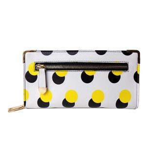 Olivia Miller 'Polka' Polka-Dot Clutch Wallet