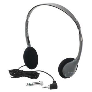 (3 EA) SchoolMate Personal Mono/Stereo Headphones