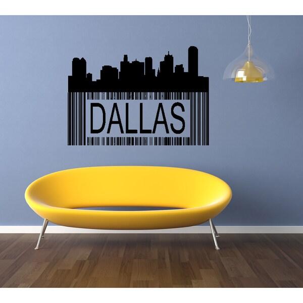 Dorable Living Off The Wall Dallas Clayton Festooning - Wall Art ...