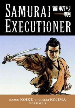 Samurai Executioner 4 (Paperback)