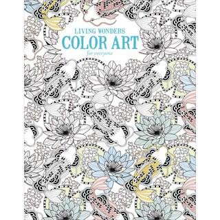 Leisure Arts Living Wonders Color Art