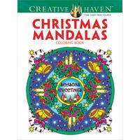 Dover Publications Creative Haven Christmas Mandalas