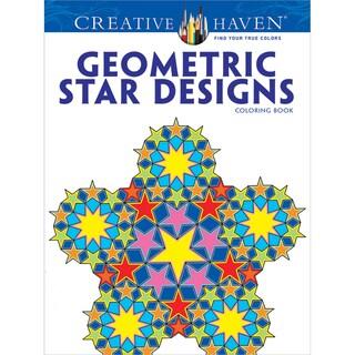Dover Publications Creative Haven Geometric Star Designs