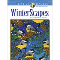 Dover Publications Creative Haven WinterScapes