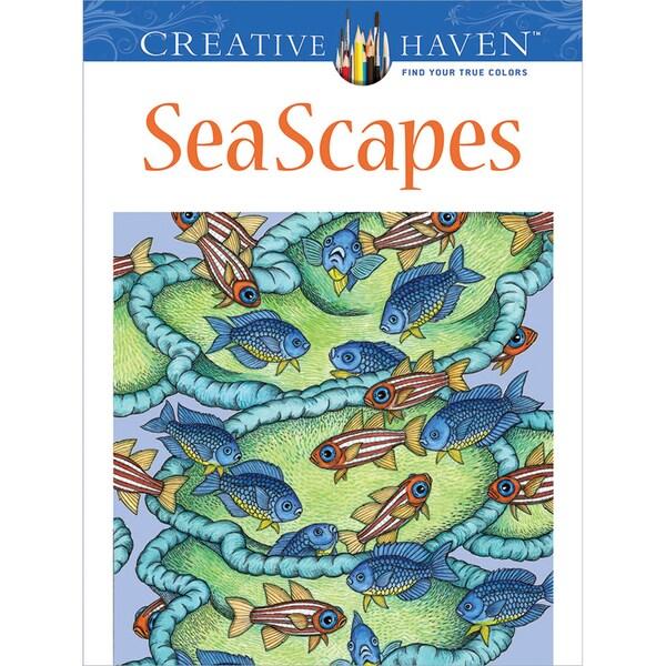 Dover Publications Creative Haven SeaScapes