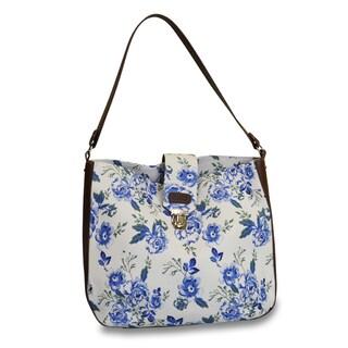 Sloane Ranger Vintage Floral Shoulder Bag