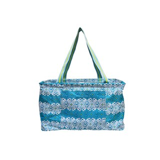 All For Color Capri Cove Multipurpose Bin/Tote Bag