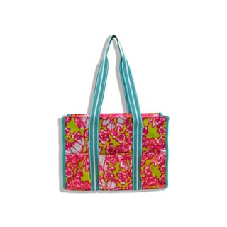 All For Color Aloha Paradise Organize-It Tote|https://ak1.ostkcdn.com/images/products/11192416/P18183781.jpg?impolicy=medium